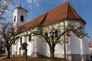 Keresztelő Szent János Plébániatemplom